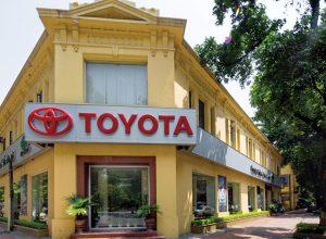 Toyota Hoàn Kiếm – Review về chính sách bán hàng, chăm sóc khách hàng của toyota hoàn kiếm
