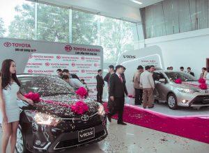 Toyota Hà Đông -Review về chính sách bán hàng của toyota Hà Đông