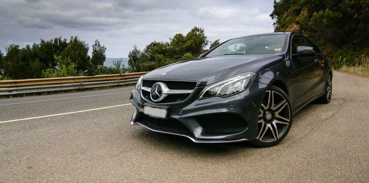 Xe Mercedes E250 2
