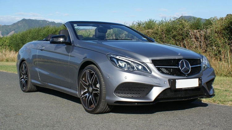 Xe Mercedes- Benz E250 5