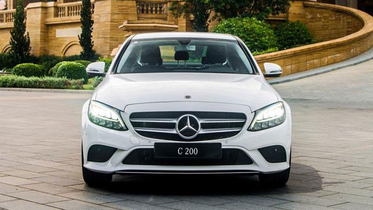 xe Mercedes C200 4