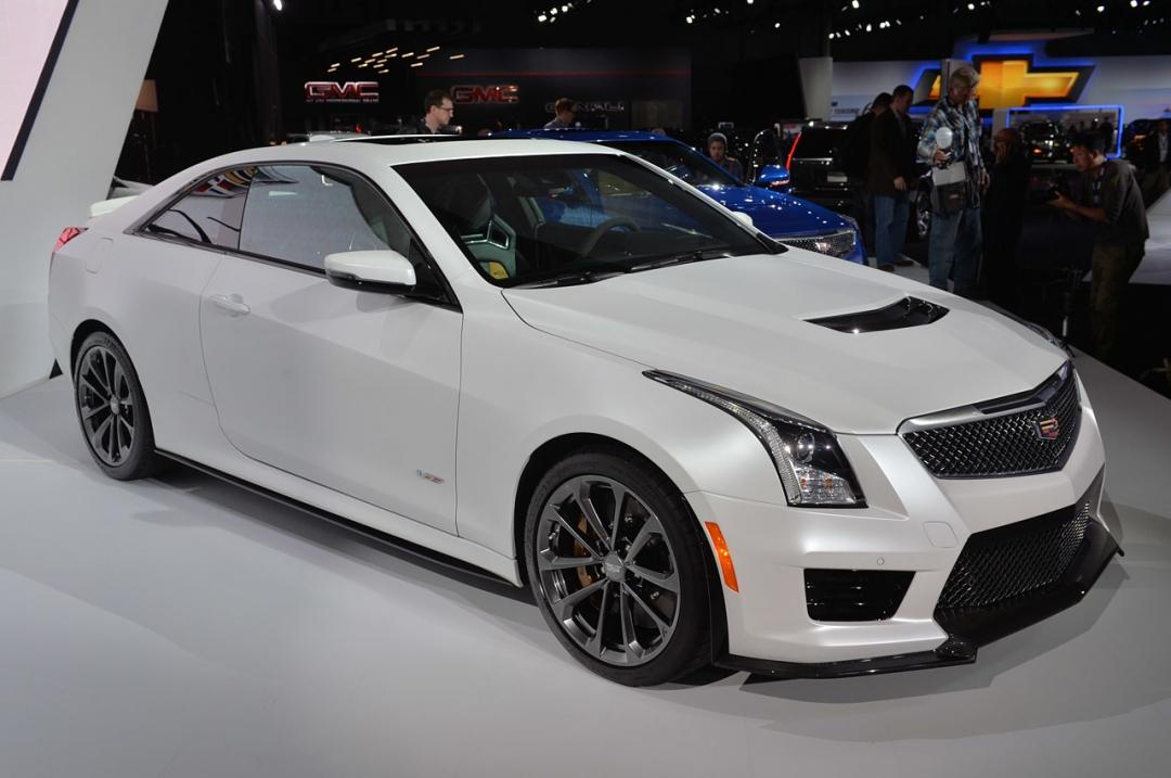 xe Cadillac ATS