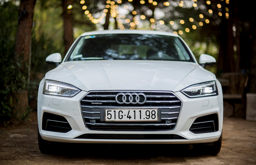 Xe Audi A5