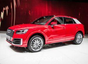 Xe Audi Q2 – Thông tin chi tiết về dòng xe ô tô Audi Q2