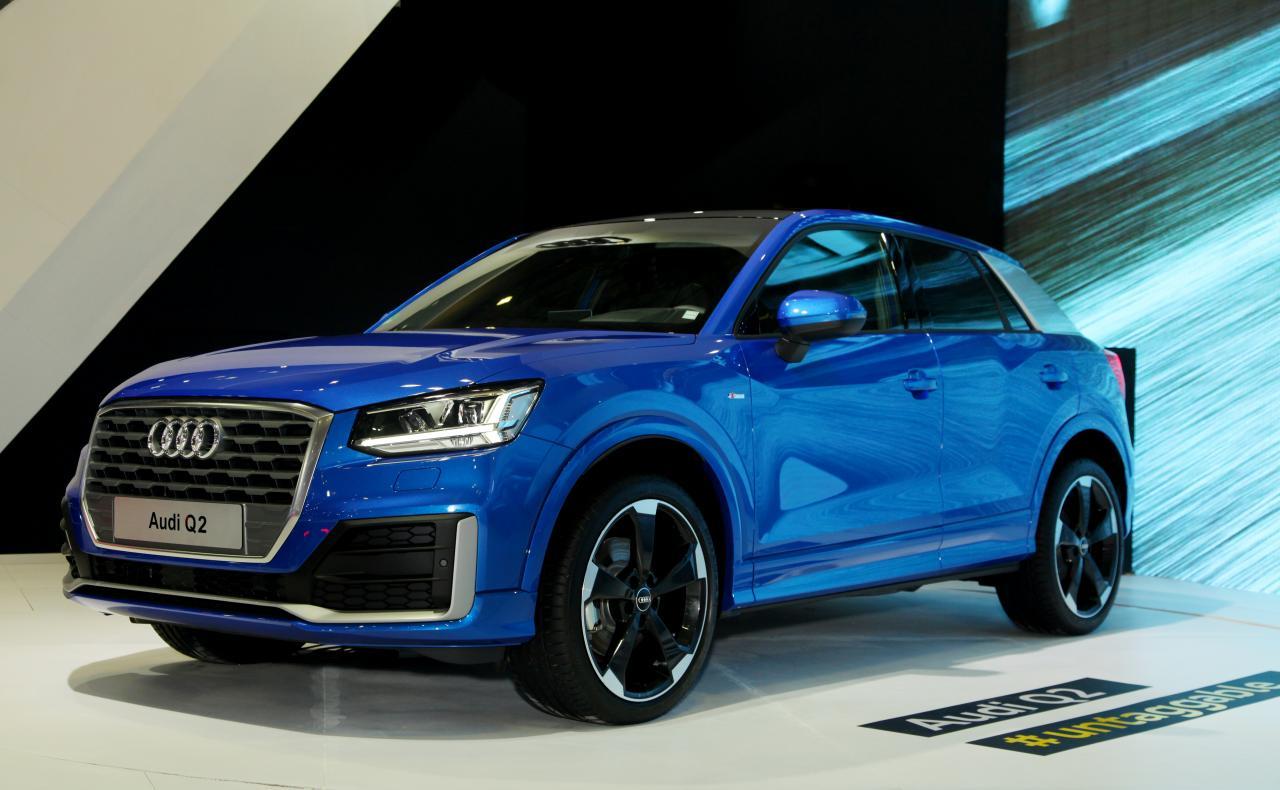 Xe Audi Q2
