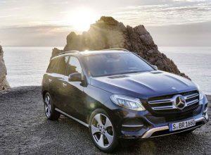 Bảng giá xe Mercedes GLE 400