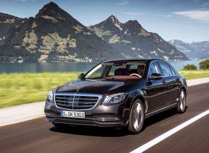 Bảng giá xe Mercedes S400