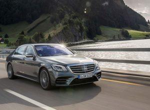 Bảng giá xe Mercedes S500