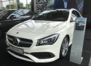 Mercedes CLA 250 – Kiểu dáng trẻ trung, vận hành mạnh mẽ