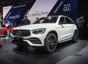 Mercedes GLC 200 – Thông tin chi tiết về xe Mercedes GLC 200