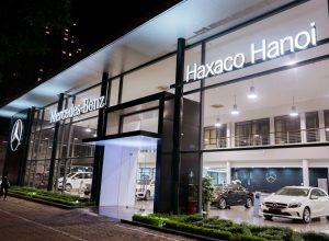 Mercedes Haxaco Hà Nội – Review chính sách bán hàng Mercedes Haxaco Hà Nội