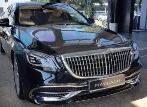 Bảng giá xe Mercedes S650 Maybach