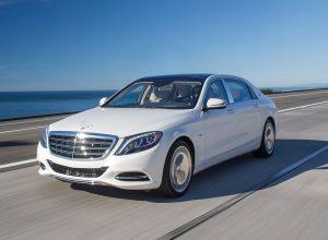 Cập nhật bảng giá xe Mercedes S600 mới nhất