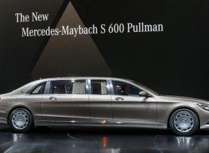 """Mercedes S600 Pullman – """"Xế"""" sang cho doanh nhân thành đạt"""