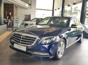 Giá xe Mercedes S450L – cập nhật bảng giá Mercedes S450L mới nhất
