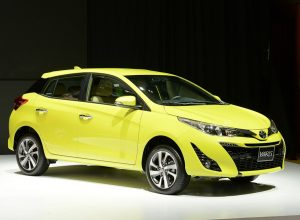 Cập nhập bảng giá xe Toyota Yaris 2019