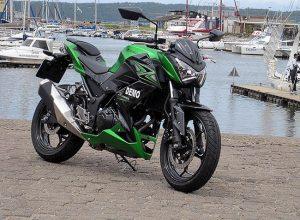 Xe Kawasaki Z300 – Thông số kỹ thuật kèm hình ảnh mới nhất