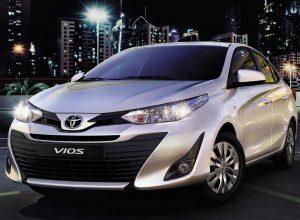 Xe Toyota Vios – Thông tin và đánh giá chi tiết về mẫu xe Vios của Toyota