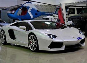 Thông số kỹ thuật và hình ảnh chi tiết xe Lamborghini Aventador LP700-4