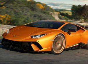 Siêu bò Lamborghini Huracan Performante đình đám ra mắt fan hâm mộ