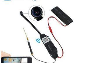 Tính năng hiện đại và thông minh của dòng camera siêu nhỏ v99
